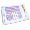Программируемая клавиатура POSUA LPOS–064 (белая), КВ